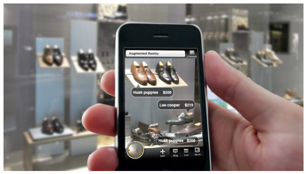 12 hot augmented reality ideas for your business