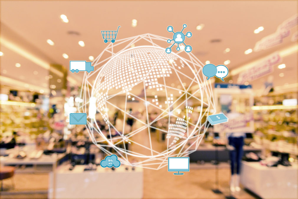 AI and data hold the key to surviving the 'Amazonization' of the retail...